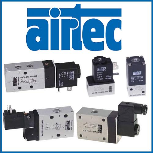 airtec magnetic valve