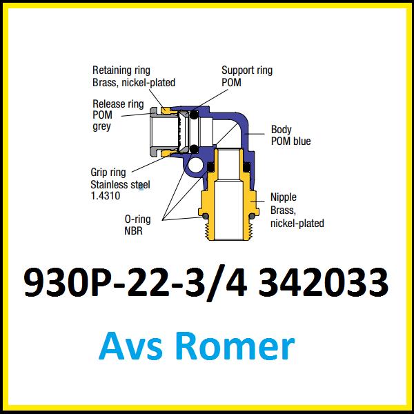 930P-22-3/4  342033