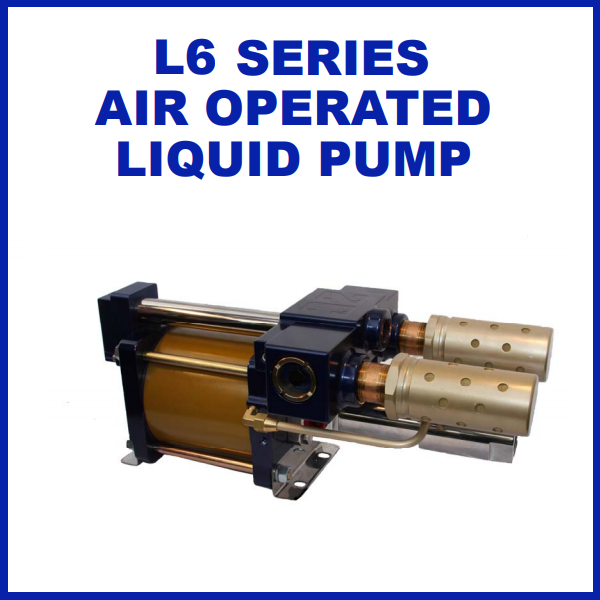 L6 Series High Volume Liquid Pumps