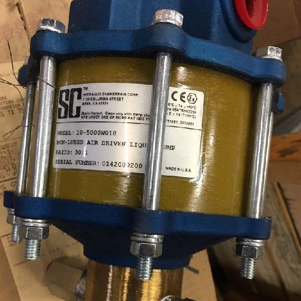 10-5000W018 SC Hydraulic
